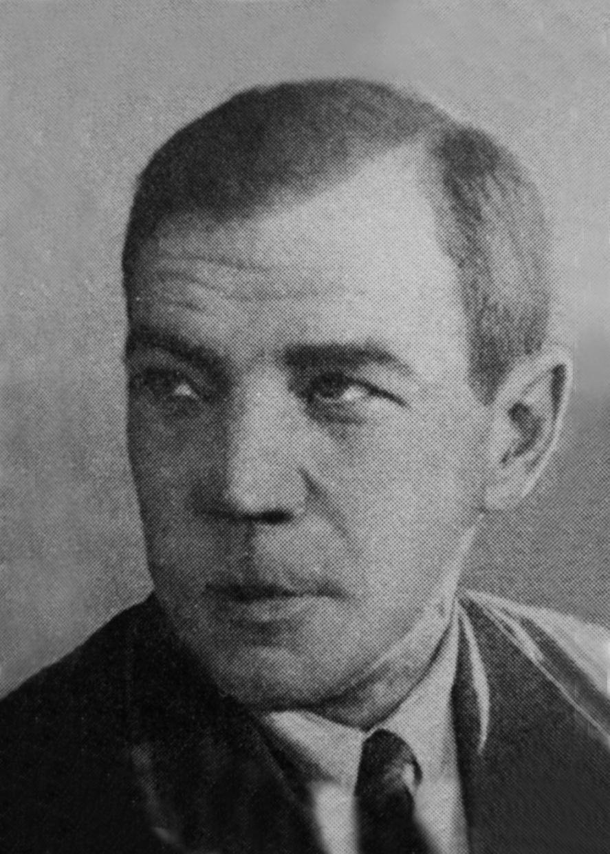 Глеб Серебровский