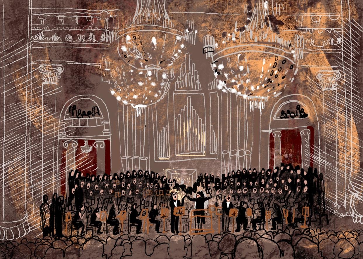 Хор Государственной Филармонии