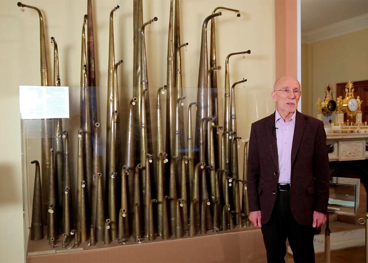 Владимир Кошелев об инструментах Придворного оркестра (часть IV)