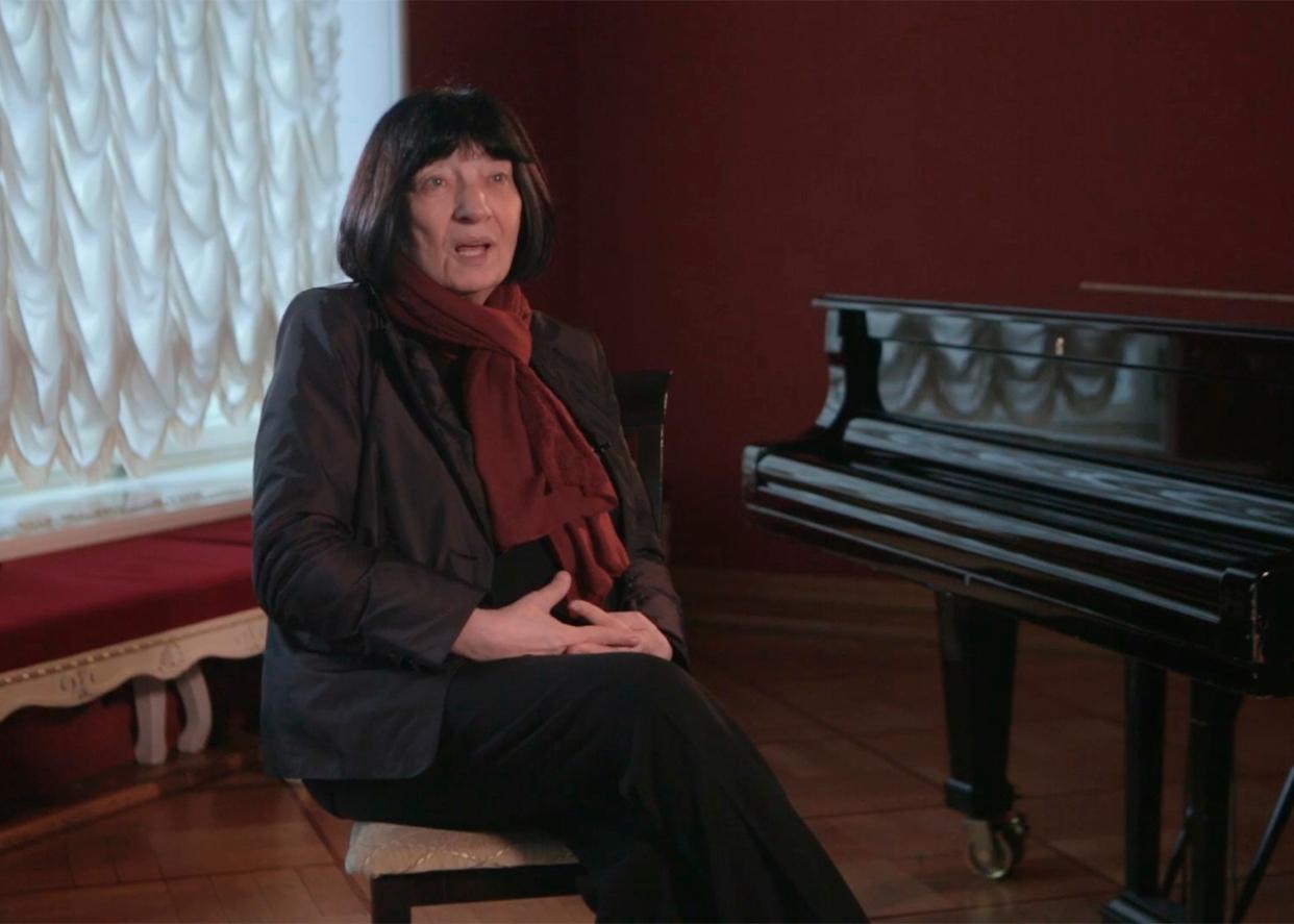 Элисо Вирсаладзе о Генрихе Нейгаузе