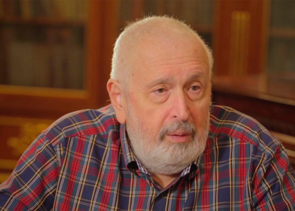 Михаил Юровский о встречах с Евгением Мравинским