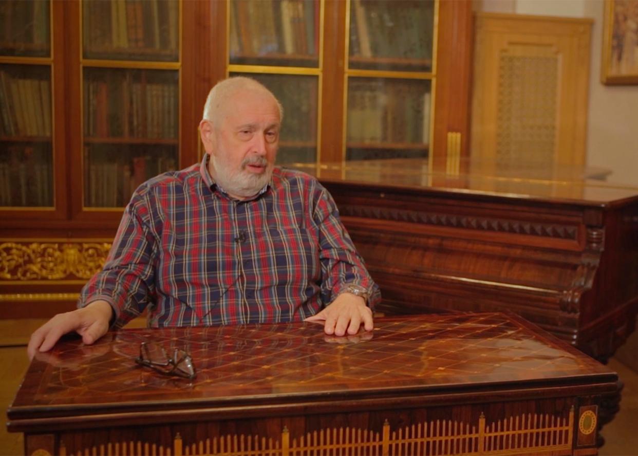 Михаил Юровский о воспоминаниях отца о Сергее Прокофьеве