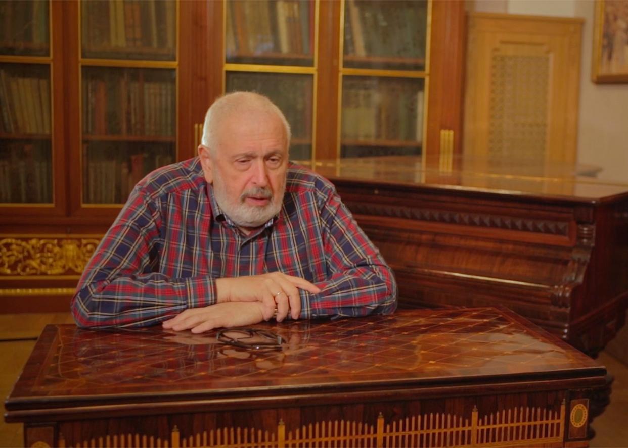 Михаил Юровский о встречах с Дмитрием Шостаковичем