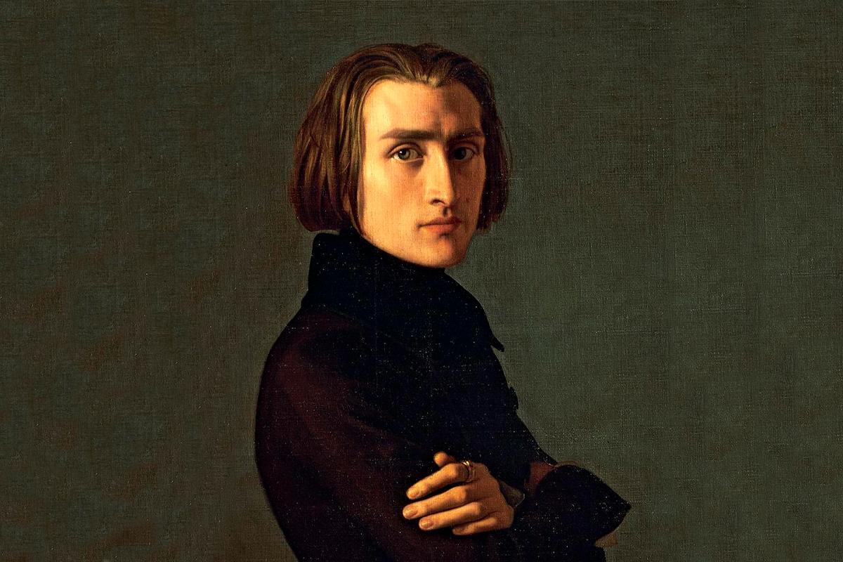 Великие композиторы в зале Дворянского собрания: Ференц Лист
